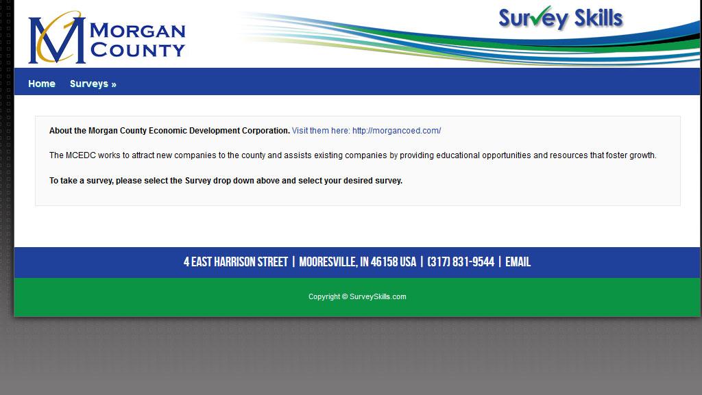 Survey Design and Development